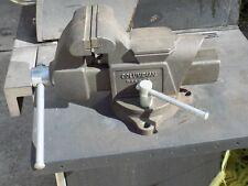 Vintage Columbian D44 M3 4 Bench Vise