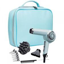 Remington RE-D4110OB BLUE 2000W Retro Women's Hair Dryer Gift Set Blue - New