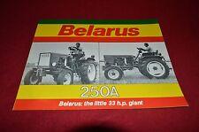 Belarus 250A Tractor Dealers Brochure DCPA5