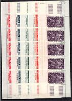 BQ141358/ MONACO / LOT 1970 - 1984 MINT MNH CV 119 $