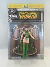 JLA Amazing Androids - Tomorrow Woman - DC Direct 2000 Action Figure