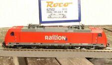 Roco 62502 Elektrolokomotive BR 185 222-7 der DB AG RAILION mit DSS und LED, OVP