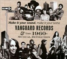Make It Your Sound, Make It Your Scene: Vanguard Records & The 1960s Musical Rev