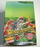 DeAgostini Dinosaurs & Co. Maxxi Edition - 1 x Display / 12 Booster NEU & OVP