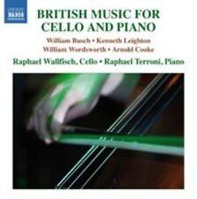 British Music for Cello, New Music