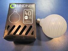 Lindner Lámpara de globo GLOBE G95 HIELO ESPIRAL E27 40W Bombilla 2000 h