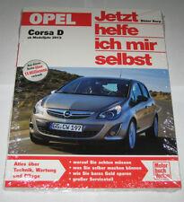Reparaturanleitung Opel Corsa D Benziner + Diesel + LPG, Baujahre ab 2013