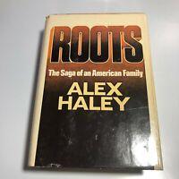 Roots, Alex Haley, Good Book, 1976 DJ