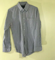 Nordstrom NO304657MN Men Trim Fit Button Collar Dress Shirt /Mauve /15.5 34/35.