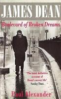 James Dean: Boulevard of Broken Dreams, Paul Alexander | Paperback Book | Accept