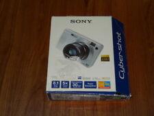 Open Box - Sony Cyber-Shot DSC-W150 8.1 MP Camera - RED - 027242726727