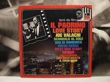 TEMI DA FILM - IL PADRINO / LOVE STORY / LUDI DELLA RIBALTA / MOULIN ROUGE LP