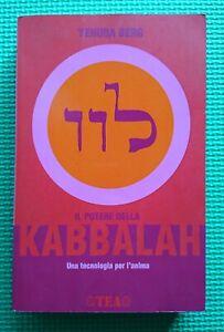 Yehuda Berg - IL POTERE DELLA KABBALAH una tecnologia per l'anima - TEA