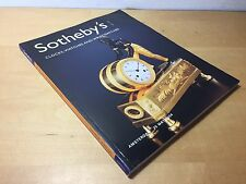Magazine SOTHEBY'S - Clocks, Watches & Wristwatches - Amsterdam 25 May 2004