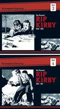Rip Kirby, BOCOLA Verlag, Die kompletten Comicstrips, Band 3 & 4