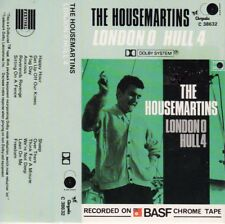 THE HOUSEMARTINS London O Hull 4 - Cassette - Tape   SirH70