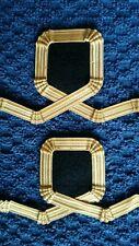 Sea Cadet Corps Sub Lieutenant Gold Arm Lace RNVR CCF SCC Cuffs
