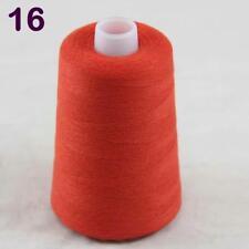 Vente nouveau 100 G Cône doux Pure cashmere Main Tricot Crochet Fil Wrap Châle 16