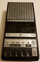 Vintage General Electric Portable Tape Recorder #3-5014C Built In Microphone