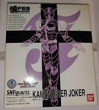 Bandai S.H. Figuarts Kamen Rider W Joker  Tamashii Web Fes Exclusive - COMPLETE