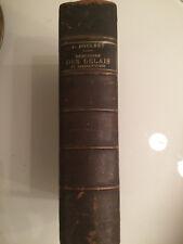dictionnaire des délais et prescriptions - J.Boulbet - 1907