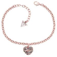 Modeschmuck-Armbänder aus Rosegold Zirkon