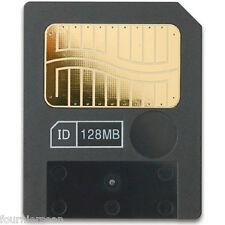 128 MB MEG SMART MEDIA SM MEMORY CARD YAMAHA DGX-305 505 KEYBOARD MOTIF 6 7 8 T3