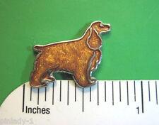 Cocker Spaniel -   hat pin , lapel pin , tie tac  , hatpin (S)  GIFT BOXED