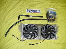 07-12 GT500 AFCO performance  double pass heat exchanger  intercooler  with fans