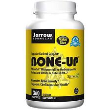 Bone Up - 360 Capsules by Jarrow Formulas - Promotes Bone Density