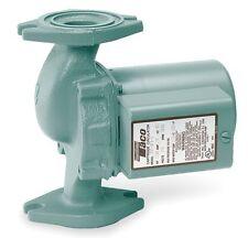 Taco Hot Water Circulator Pump Model 008-F6-1; 115V