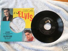 1960 Elvis Presley RCA Victor Records 47-7740 Stuck on You PS 45 RPM VG+