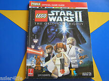 LEGO STAR WARS 2 THE ORIGINAL TRILOGY - STRATEGY GUIDE