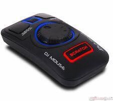 DJ Tech DJ Mouse USB DJ Controller Mouse w/ Deckadance LE Software