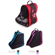Large Adult Roller Ice Skate Bag Single Shoulder Carry Sport Hockey Organizer