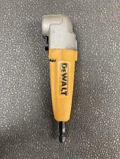 DeWalt 90 Degree Drill Attachment