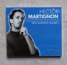 "CD AUDIO MUSIQUE / HECTOR MARTIGNON ""NEW MORNING MAMBO"" CD ALBUM 2002 JAZZ NEUF"