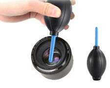 Useful Rubber Air Blower Pump Dust Cleaner for Camera Lens Watch Repair Set Pop