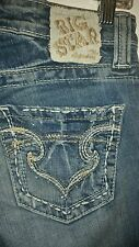 BIG STAR CASEY K. Low Rise Fit Women's Jeans tag Size 26R measure 28x32