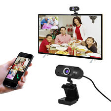 HXSJ HD 720P 1MP USB Webcam Video Camera Night Vision with Mic For Laptop PC