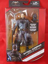 DC Multiverse Batman Unmasked NEW Batman v Superman Mattel VHTF MIB DELUXE