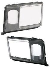 NEW Mercedes W124 300E 260E 400E Left And Right Headlight Door Kit URO PARTS