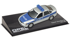 OPEL VAUXHALL Vectra B police 1:43 DIECAST MODEL CAR IXO EAGLEMOSS -91