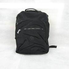 KIPLING SEOUL GO backpack - True Black - EXC COND - rrp £96