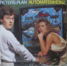 "7"" NDW 1982 SUPER  RARE IN MINT- ! PETERS PLAN : Automatenheinz"