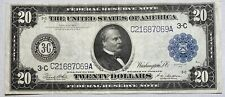 1914 $20 Philadelphia Federal Reserve Note