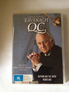 Kavanagh Q.C. dvd