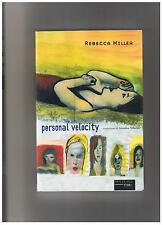 Rebecca Miller PERSONAL VELOCITY fandango