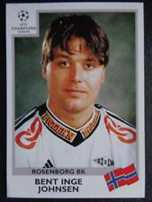 Panini Champions League 1999-2000 - Bent Inge Johnsen (Rosenborg) #75