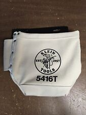 Klein Tools 5416T Bull Pin And Bolt Bag Canvas With Tunnel Loop